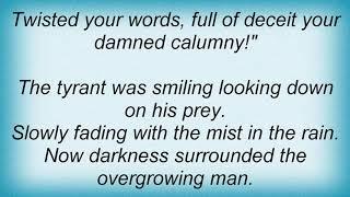 Slechtvalk - Enthroned Lyrics