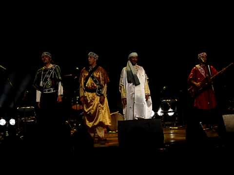 Jil GNAWA : Salat ala el nabi (bania, togra ) Gnawa dance