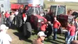 1996 CaseIH 5240 Tractor w/577 Hours - Iowa auction 9/11/10