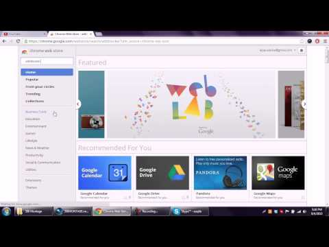 How to - Get AdBlock for Google Chrome (Blocks Ads on YouTube, Twitch TV, etc)