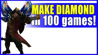 Gangplank Guide - Diamond in 100 games or less!