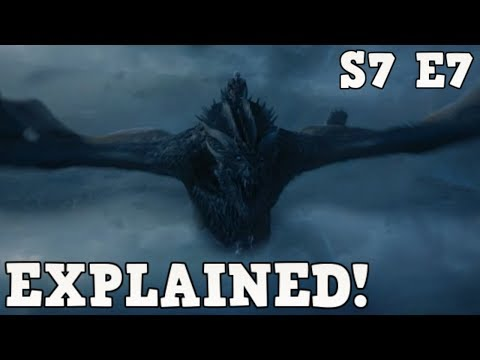 Game of Thrones Season 7 Episode 7 Breakdown The Dragon and The wolf