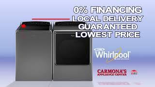 Shop local at Carmona's Appliance Center thumbnail