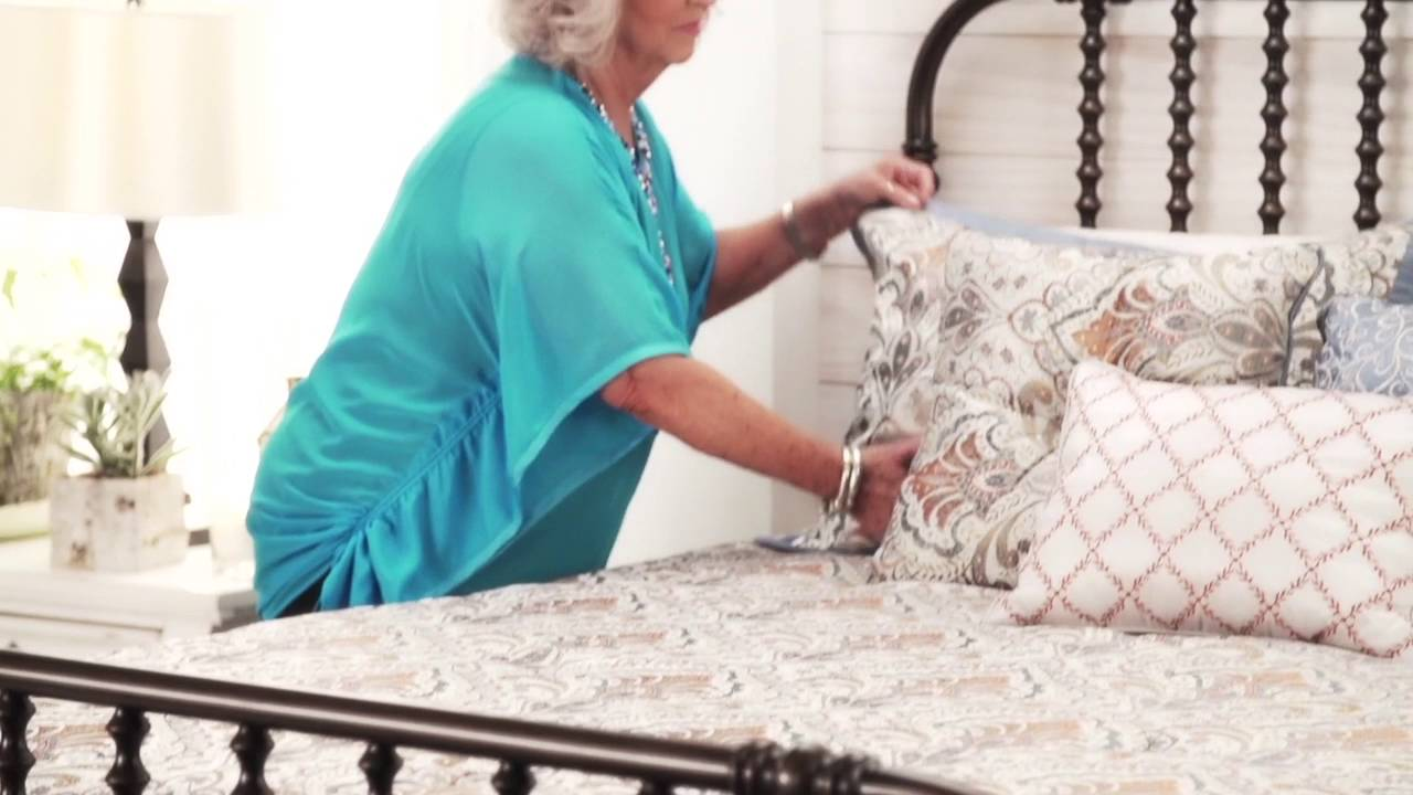 Paula Deen\'s Home Collection - YouTube