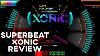 SUPERBEAT XONiC Review / Nintendo Switch | Already One of My Favourite Games on the Switch!