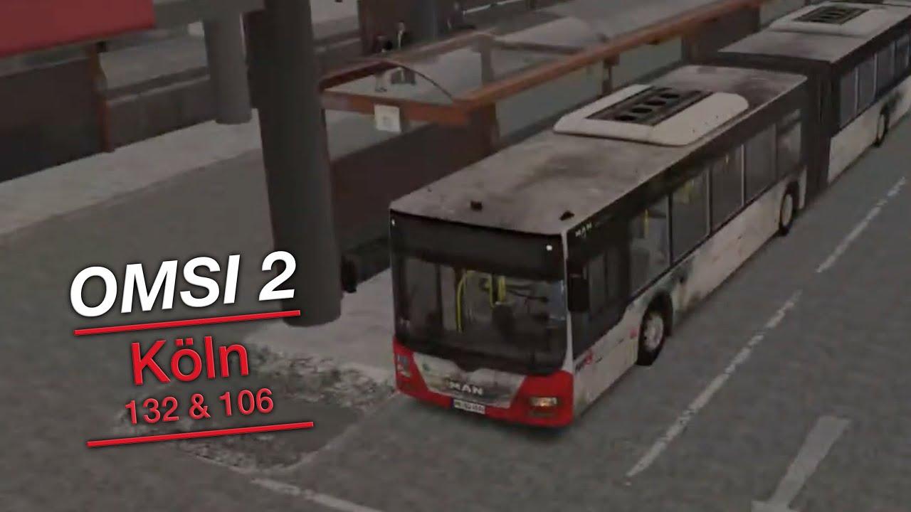 Download OMSI 2 - Köln: Linie 132 & 106