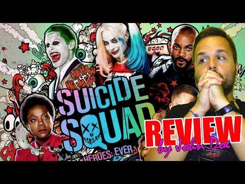 Suicide Squad - CRÍTICA - REVIEW - OPINIÓN - HD - Escuadrón Suicida - John Doe