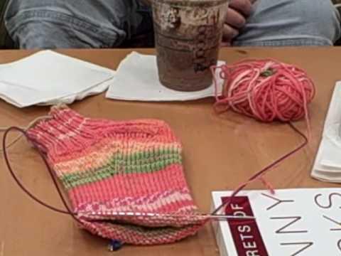 Monday Knitting Group