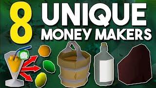Top 8 Weird or Unknown Money Making Methods!