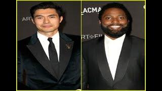 Henry Golding & John David Washington Look So Suave at LACMA Gala 2018!