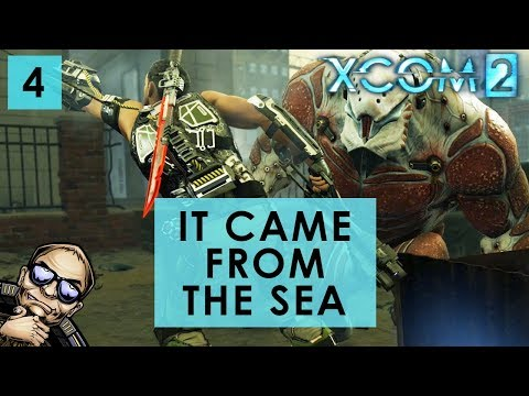 XCOM 2 Tactical Legacy Pack - It Came From the Sea - Mission 4 of 7