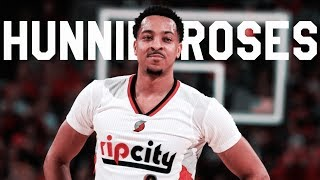 "CJ McCollum ""100 Roses"" Blazers Mix 