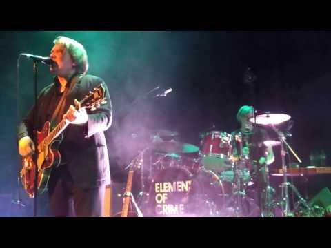 Element of Crime - Im Himmel ist kein Platz mehr für uns zwei - live 2013 mp3