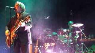 Element of Crime - Im Himmel ist kein Platz mehr für uns zwei - live 2013