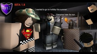 Roblox Vampire Hunters 2015 con Lee144