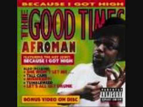 AfroMan Sell Your Dope
