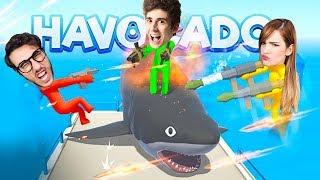LO SQUALO ENORME È FORTISSIMO!! - w/Two Players One Console - Havocado [Ep.2]