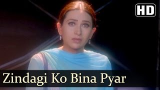 Video Zindagi Ko Bina Pyar | Haan Maine Bhi Pyaar Kiya | Akshay Kumar | Karishma Kapoor| Abhishek Bachchan download MP3, 3GP, MP4, WEBM, AVI, FLV November 2017