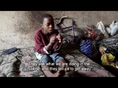 Zimbabwe's Forgotten Children Film