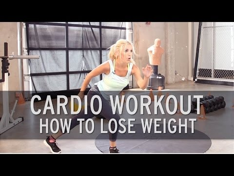 XHIT Cardio Workout: How to Lose Weight
