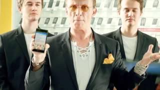 видео LG Optimus SOL представле в России