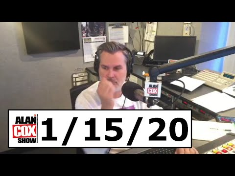The Alan Cox Show - The Alan Cox Show (1/15/20)