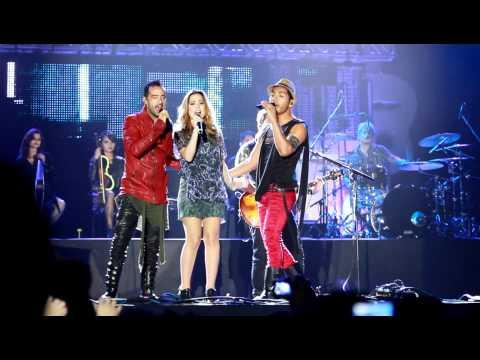 [Live] Camila - Abrazame (feat Wanessa Camargo)