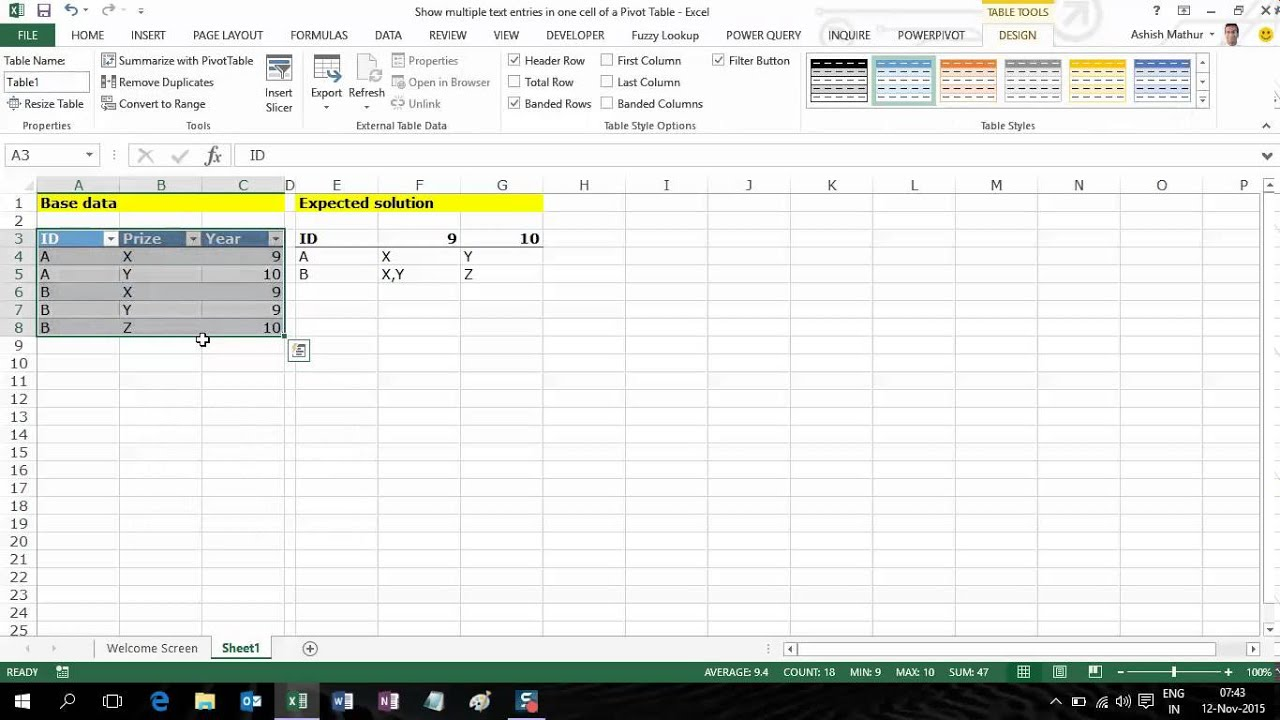 how to change single value in a table r