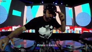DJ NuMark  Red Bull Thre3Style 2016 Chile