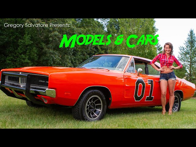 Gregory Salvatore Presents Models and Cars Channel Trailer