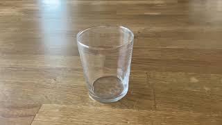 Eksperiment Tid Med Mig (Danskvand og Rosiner)