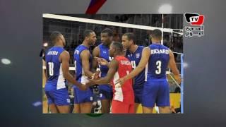 لاعب متنخب الطائرة حسام يوسف: «سنبذل أقصى ماعندنا للفوز بالأوليمبياد»