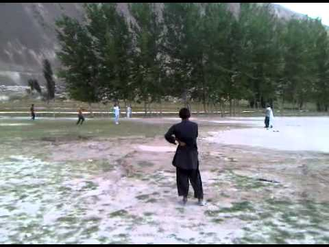 Mastuj Cricket Ground