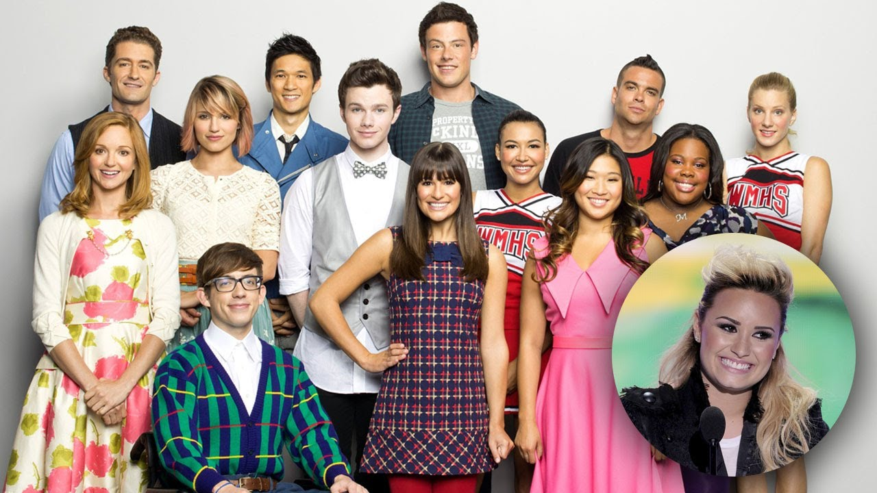 Demi Lovato Cory Monteith Tribute Episode Whos Returning Glee Details