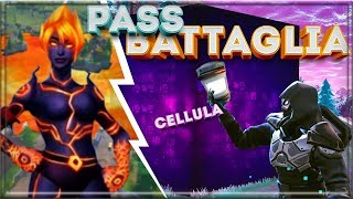 """5 NEW SEASON 6 FORTNITE! SKIN PASS BATTLE! EVENTS TO PREMI! NEW WEAPON SKINS!"
