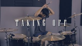 Taking Off - ONE OK ROCK (Drum Cover) | EarthEPD
