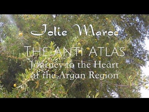 Argan Oil & the Anti-Atlas Mountains of Morocco - Jolie Maroc Vlog