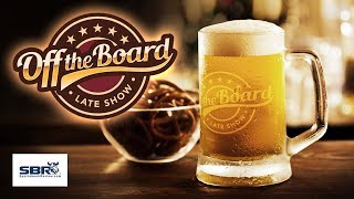 Sports Betting Topics Roundup + In-Game NCAAB and NBA Betting Tips | Off The Board | Jan 22nd