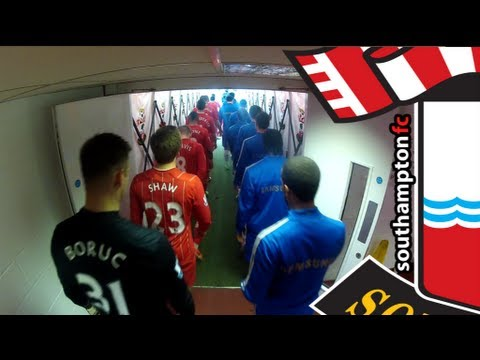 Matchday Uncovered: Southampton vs Chelsea 2012/13