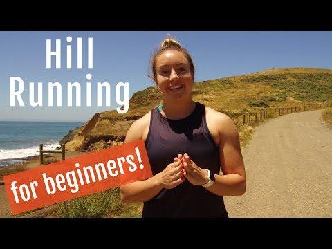 Hill Running Workout For Beginners