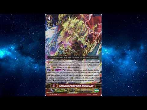 Cardfight Vanguard G: Deck Ezel/Gold Paladin ft. Alejandro Canales