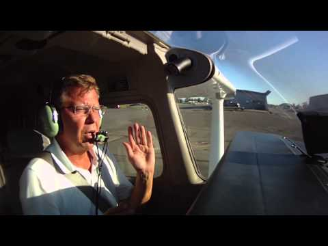 First Flying Lesson, Part 1