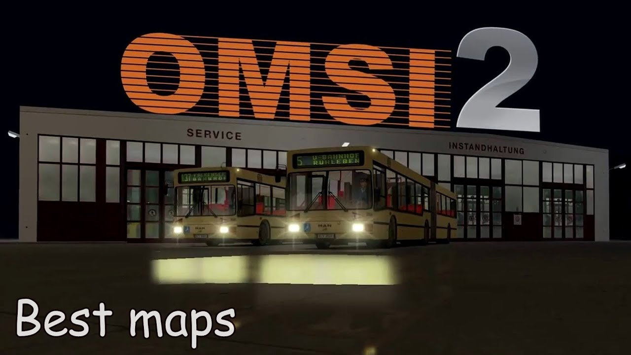 Best maps to OMSI 2
