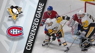 Pittsburgh Penguins vs Montreal Canadiens – Mar. 15, 2018 | Game Highlights | NHL 2017/18. Обзор