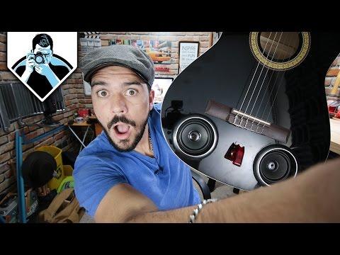 Haz tu propia Guitarra Karaoke
