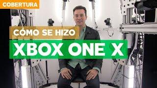 Así se hizo Xbox One X - @japonton desde Seattle