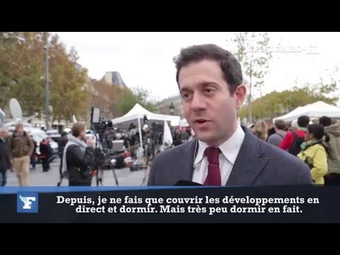 Jonathan Sacerdoti interviewed by Le Figaro on foreign media coverage of Paris terror attacks