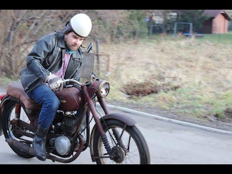 Motocykle PRL w