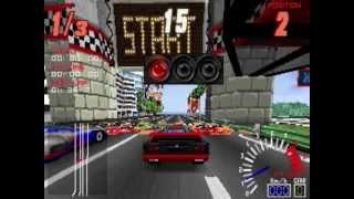 Screamer (1995) PC Playthrough - NintendoComplete