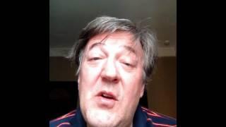 SAMH Stephen Fry- Know Where To Go.MOV